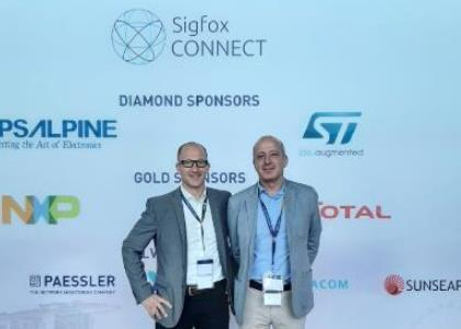 ADHOC.TECH ASSISTEIX A SIGFOX CONNECT 2019